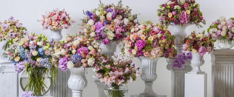bouquet of luxury flowers