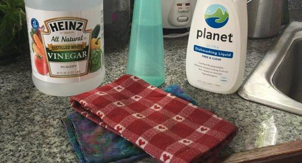 Image result for Dish Soap Club Soda White Vinegar Solution