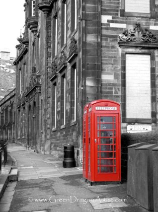 EdinburghPhoneBox