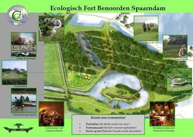 Project Fort Benoorden Spaarndam