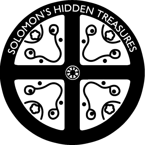 Logo brand Solomon's Hidden Treasures
