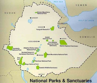 ethiopia-national-parks-map
