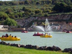 מונפורט שייט באגם