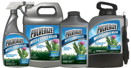 Pulverize Weed and Grass Killer