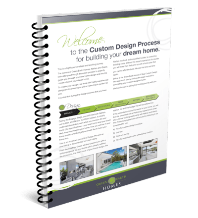 Image of 5 step custom design brochure