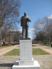 Martin Luther King Jr in Kelly Ingram Park