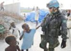 UN Peacekeepers in Haiti