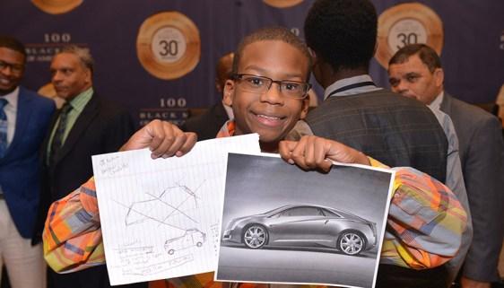 Cadillac 30th Anniversary 100 Black Men Convention