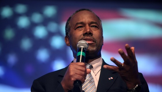 Trump fills Cabinet quota with Dr  Ben Carson as Secretary of