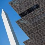 NMAAHC building in D. C.