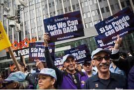 DACA protest