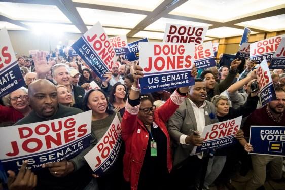 Alabama Senate Race
