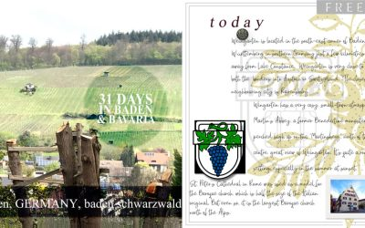 New Album: 31 Days in Baden and Bavaria