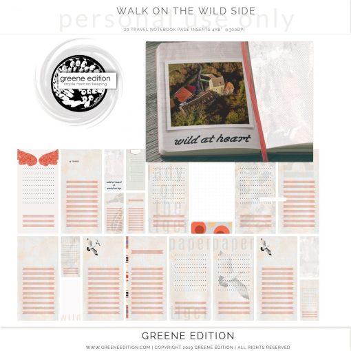 greene edition TNI WOTWS wild, copyright greene edition 2019