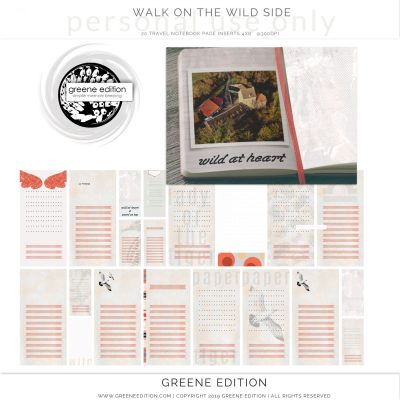 greene edition TNI WOTWS wild, copyright greene edition 2019