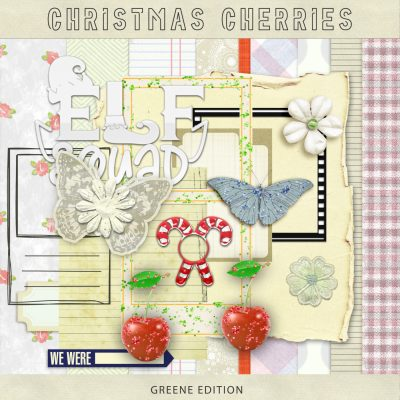 christmas cherries