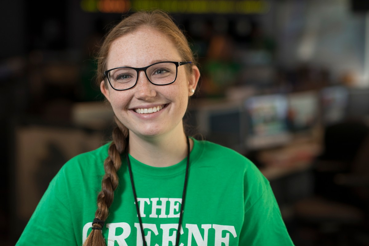 Brianne Ledda: Writing to make a difference