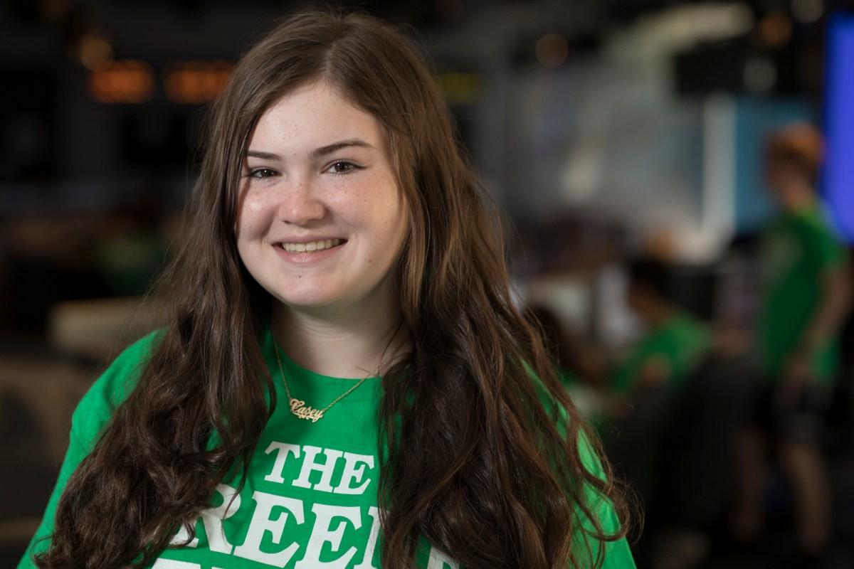Casey McShea: School paper fuels love of writing