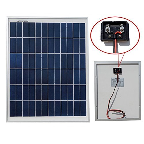 Solar Power Battery Charger Circuit