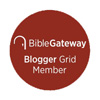 Blogger Badge - White background 100x100