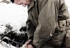 WWII Soldier Praying