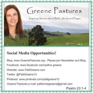 Greene Pastures Social Media