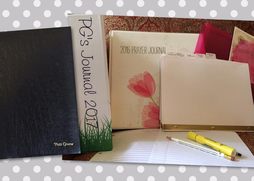 Homemade Prayer Journal