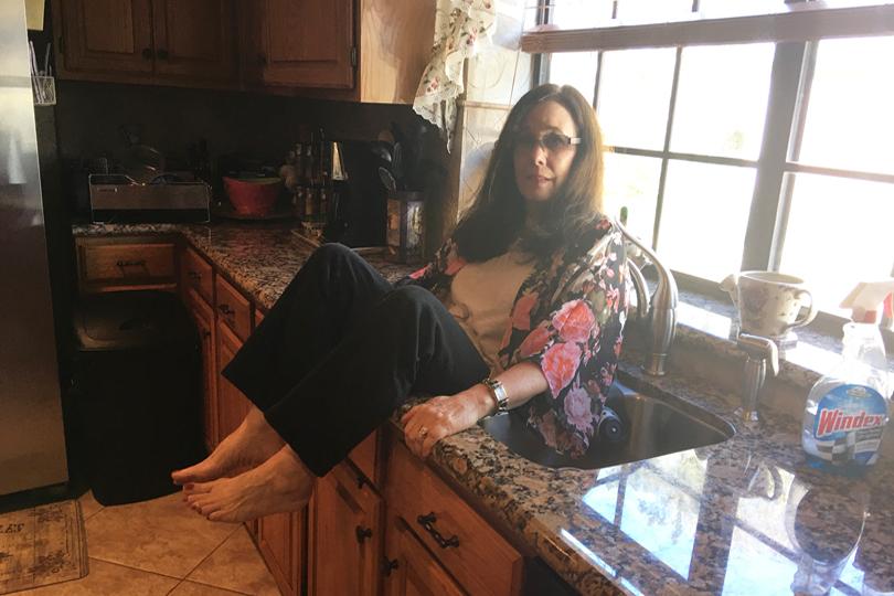 God, I Fell into My Kitchen Sink: My Story