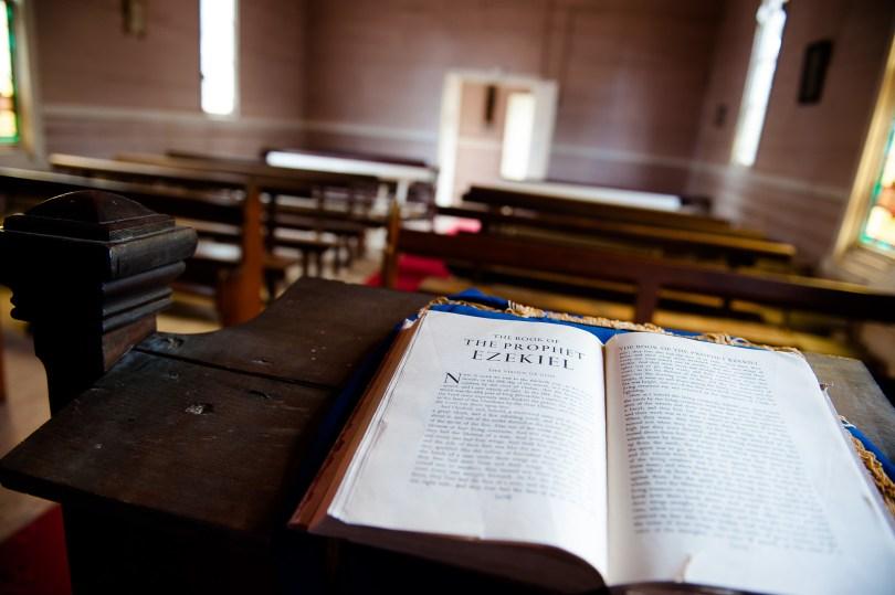 Book of Ezekiel; Lightstock