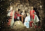 Christmas Crib for Holidays (Canva)