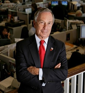 Michael Bloomberg climate change