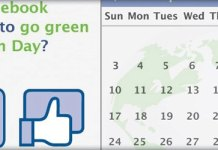 facebook green pace