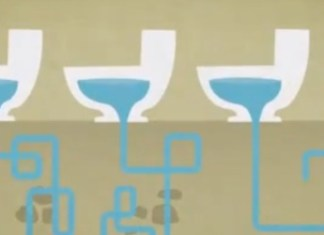 greener toilet