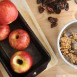 Apple Crumble Recipe Ingredients
