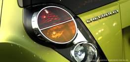 Chevrolet Spark taillight