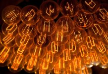 Energy Harvesting Light bulbs