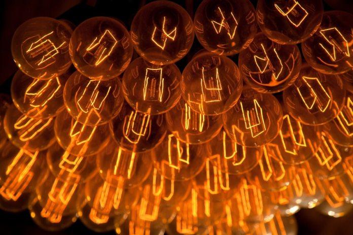 Energy Harvesting Light bulbs