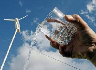 Eole Water and Wind Turbine
