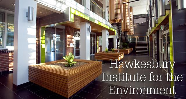 Hawksbury Institute for the Environment