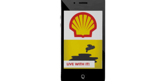 Phoney Shell app