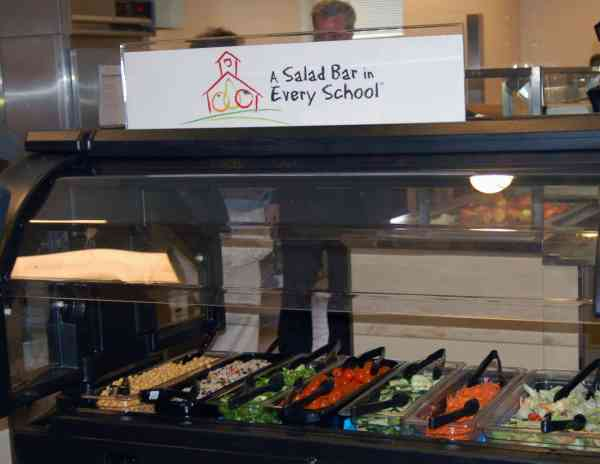 A Salad Bar in Every School - Whole Foods