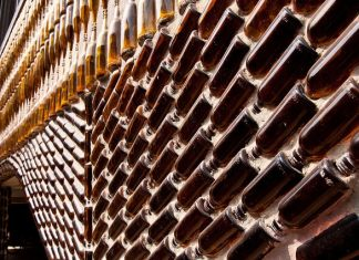 Million Bottle Wat Detail
