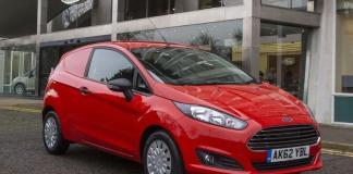 Ford Fiesta ECOnetic Van