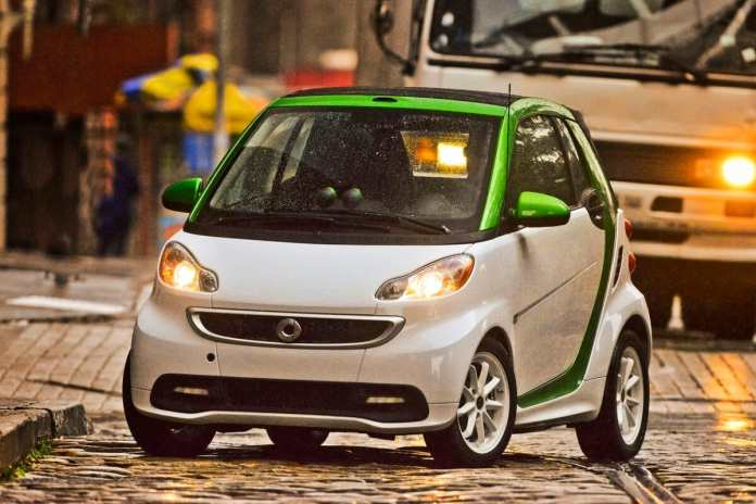 2013 Smart EV