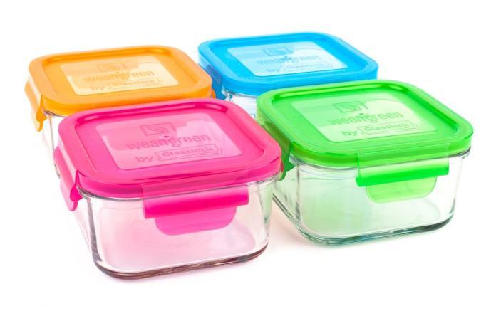 Wean Green Lunch Cubes