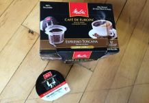 Melitta eco-friendly coffee K-Cups