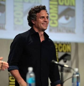 Mark Ruffalo at Comic Con