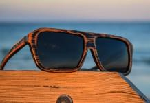 Wooed wood sunglasses