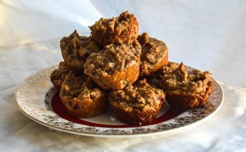 Easy Protein Muffins