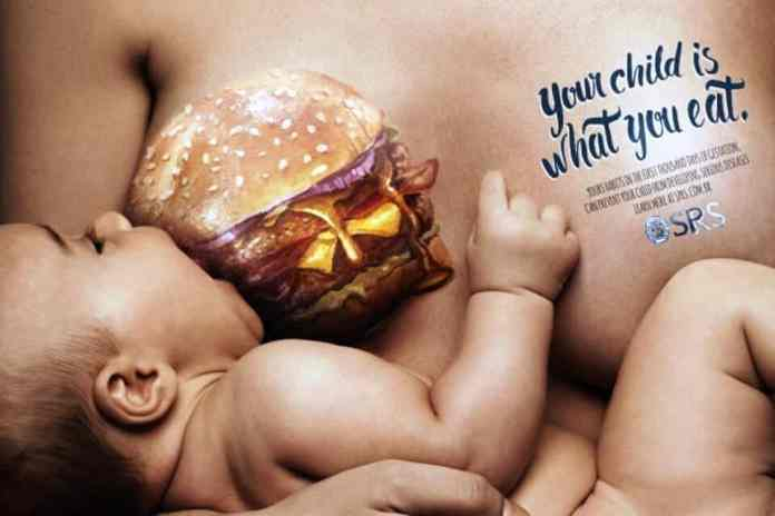 your child is what you eat
